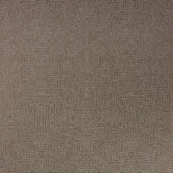 vinyl wallpaper Osborne & Little Intarsia Vinyls W6765-02