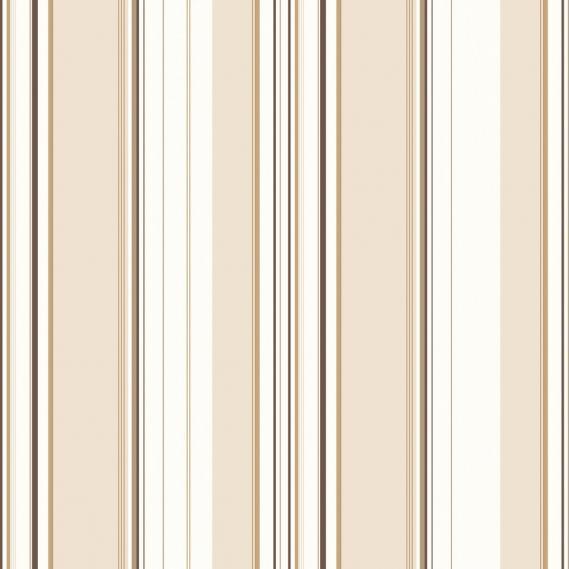 Vlies Vinyltapete mit Streifen G12104
