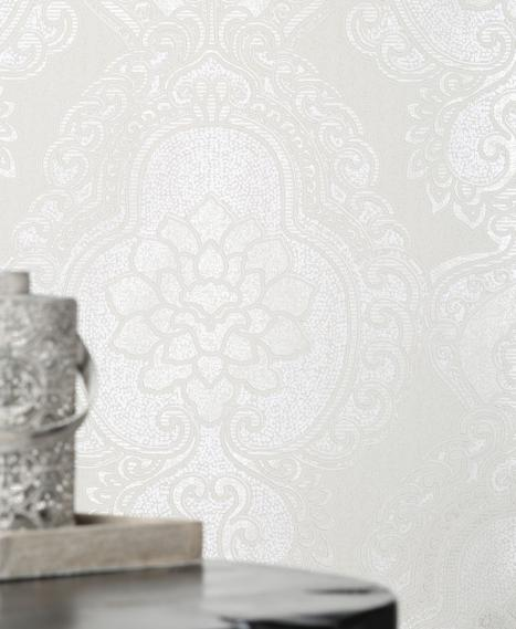 non-woven wallpaper Love Togetherness Cream 63094