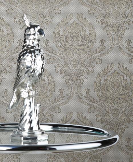 non-woven wallpaper Love Giving Frozen Mocha 63095