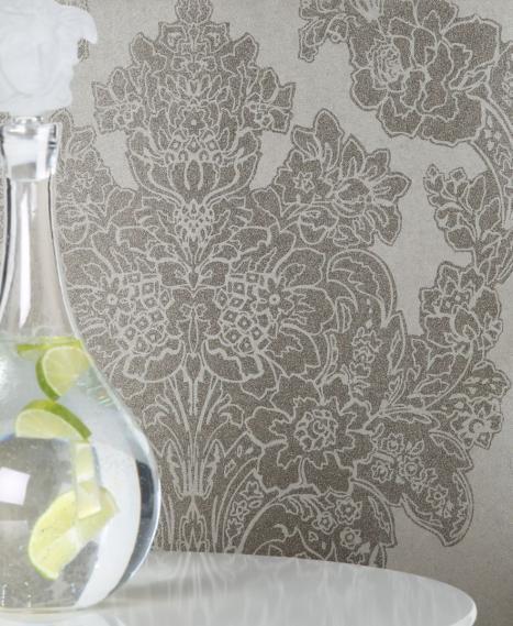 non-woven wallpaper Love Helpfulness Frozen Mocha 81001