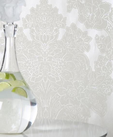 non-woven wallpaper Love Helpfulness Frosted Cream 81004