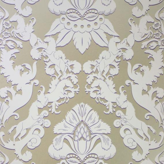 paper-backing wallpaper Osborne & Little PEGASUS W6540-03