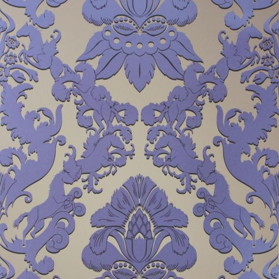 paper-backing wallpaper Osborne & Little PEGASUS W6540-05