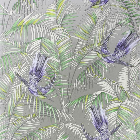 paper-backing wallpaper Osborne & Little SUNBIRD W6543-01