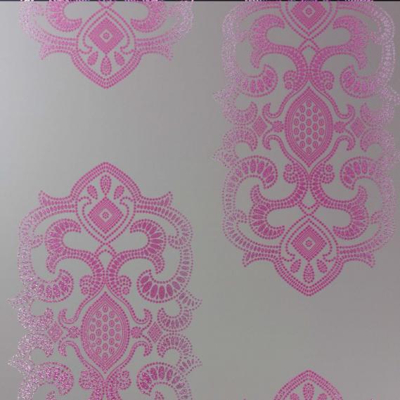 non-woven wallpaper Osborne & Little EMPRESS W6544-03