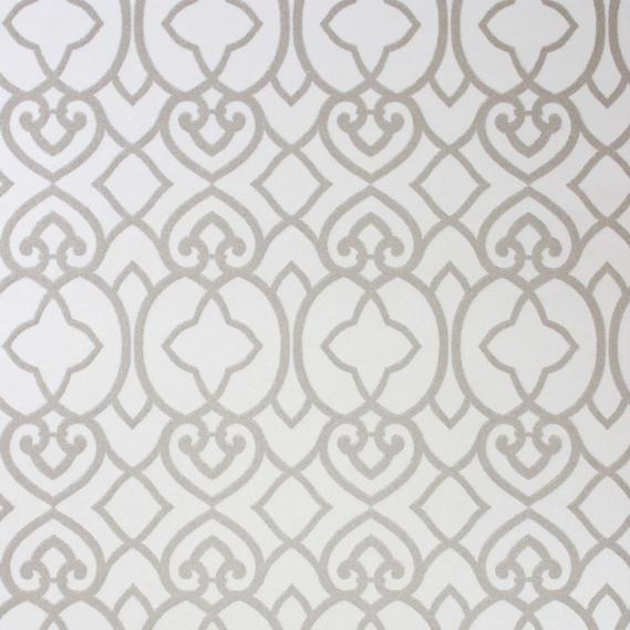 non-woven wallpaper Osborne & Little IMPERIAL LATTICE W6546-01