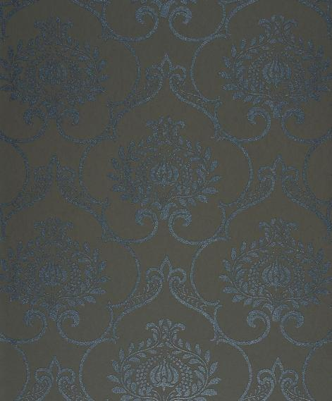 exclusive non-woven wallpaper Midnight 3 Casadeco 26451512