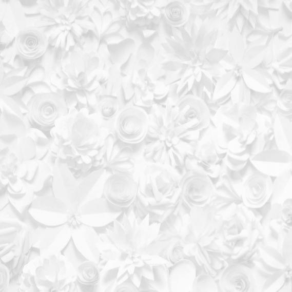 Moderne Tapete Moods 3D Blumen 17340