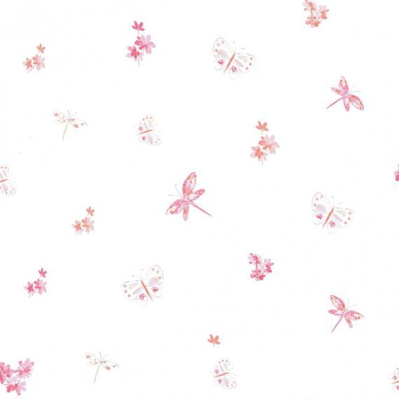 children wallpaper O la la with dragonflies 66193059