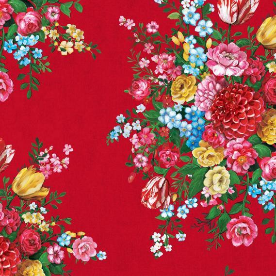 Vliestapete Eijffinger Pip 3 Blumen 341042