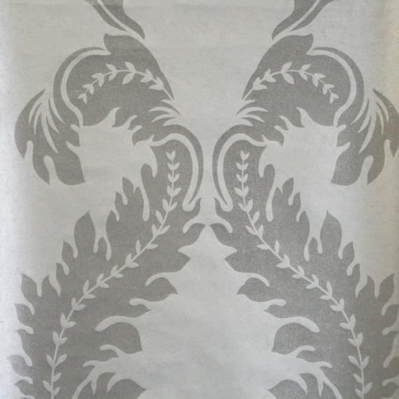 non-woven wallpaper Osborne & Little Pasha W6030-02
