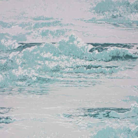 non-woven wallpaper Osborne & Little Pasha W6756-01