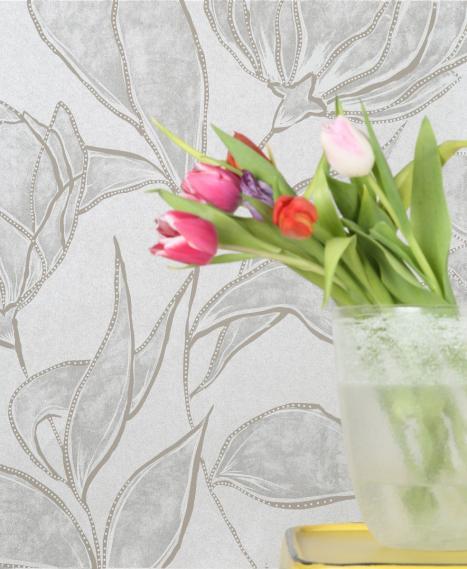 non-woven wallpaper Peace Amore Frozen Latte 63157