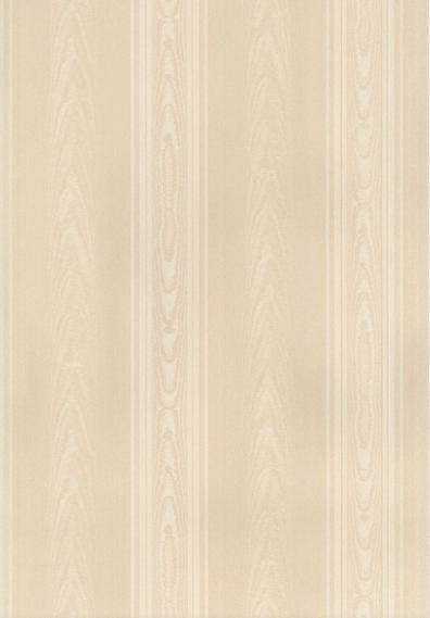 Tapete Simply Silks Moire Streifen Creme SK34720