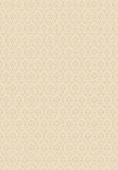 Tapete Simply Silks Barock Creme glänzend SK34721