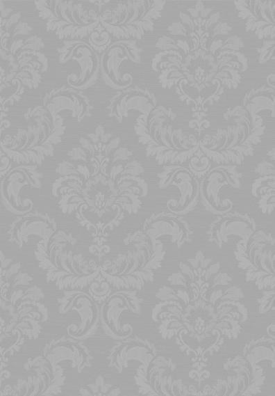 Tapete Simply Silks Barock Silber glänzend SK34746