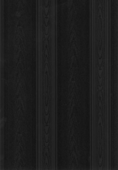 Tapete Simply Silks Moire Streifen Schwarz SK34751
