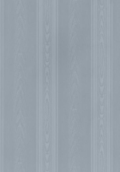 Tapete Simply Silks Moire Streifen Grau SK34769