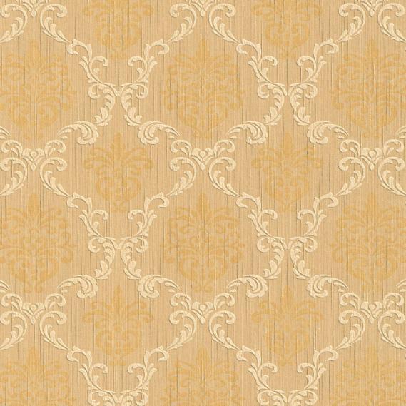 Stofftapete mit Barock Muster 95629-3