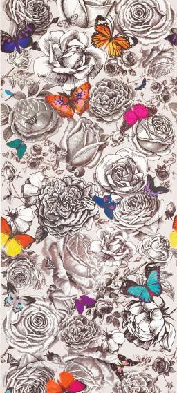 Vliestapete Osborne & Little Verdanta Wallpapers W6592-01