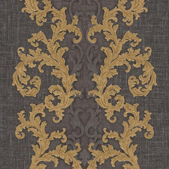 non-woven wallpaper Versace II Baroque & Roll 96232-6