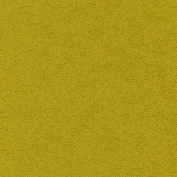Vlies Vinyltapete Ginko Gelb Zao 28647109