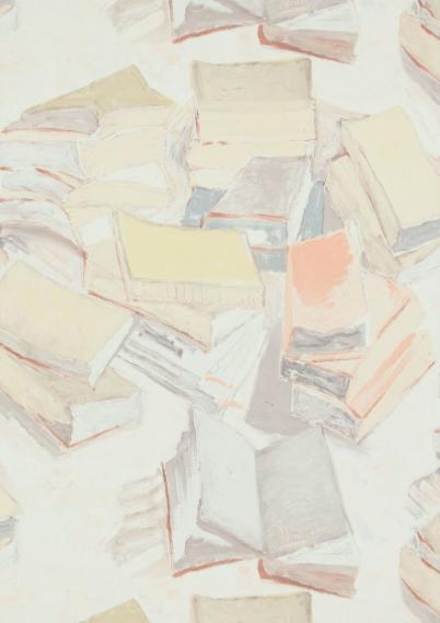 non-woven wallpaper van Gogh 17192