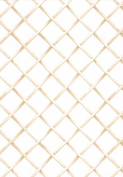 non-woven vinyl wallpaper with geometric pattern 52402