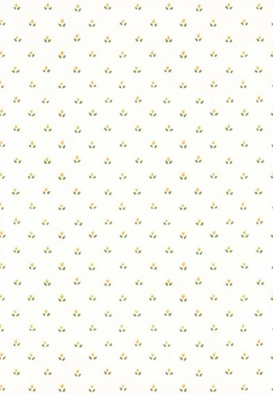 non-woven vinyl wallpaper with small pattern 52504
