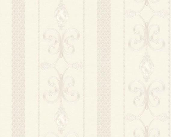 vinyl wallpaper with style stripes 8913-27