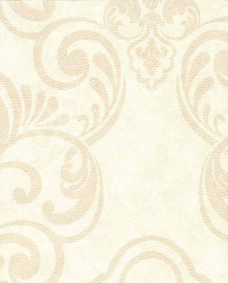 non-woven vinyl wallpaper with style pattern 14552