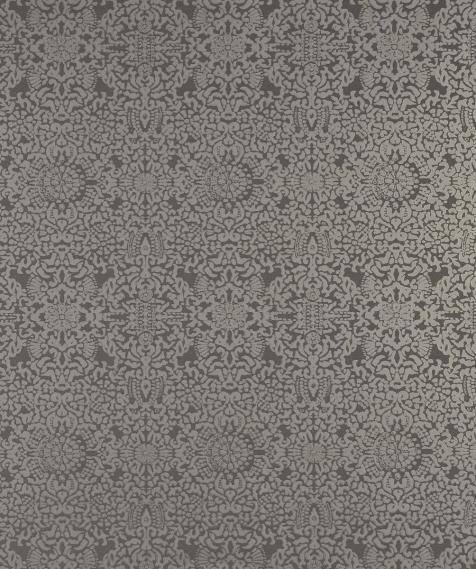 non-woven wallpaper with foam ornaments 46030