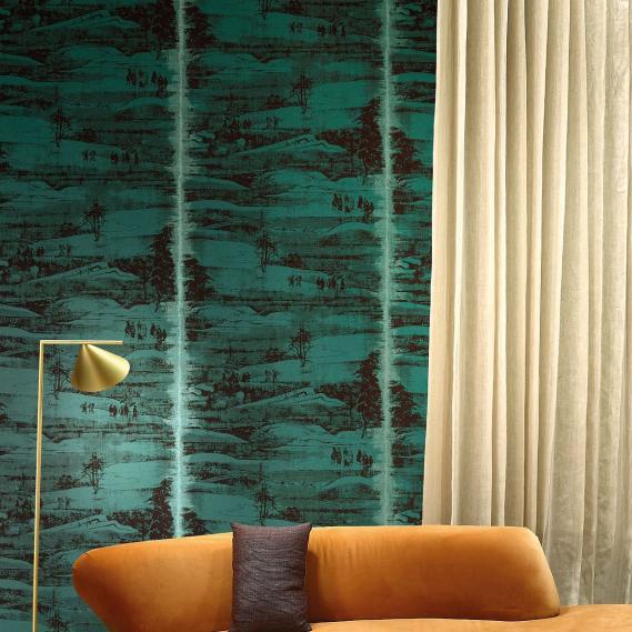 non-woven wallpaper Khroma Misuto Heian MIS201