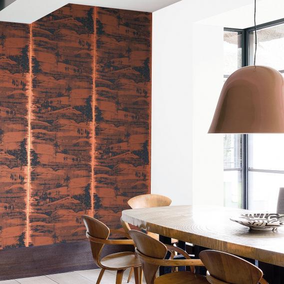 non-woven wallpaper Khroma Misuto Heian MIS204