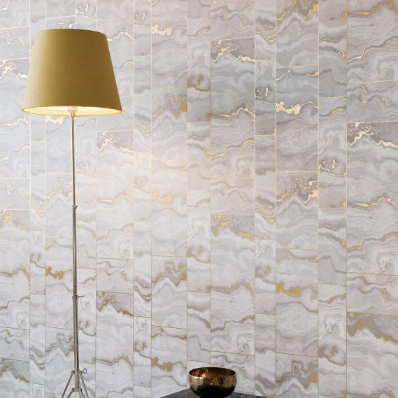 non-woven wallpaper Pietro Moonbeam Venezia Khroma VEN603