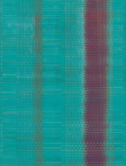 Wandbild Papier Gewebe Blau Eijffinger 375201