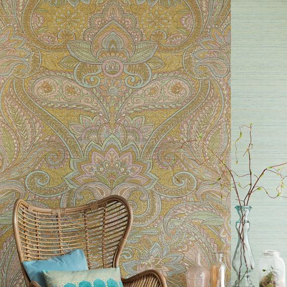 Wandbild Kashmir Pastel Eijffinger 375207