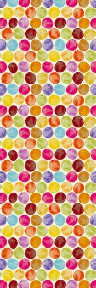 mural Toit Petit Eijffinger Aqua dots 354158