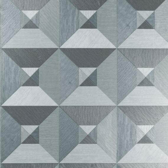 Vinyltapete Pyramid Arte Focus 26503 Graublaue Schattierungen