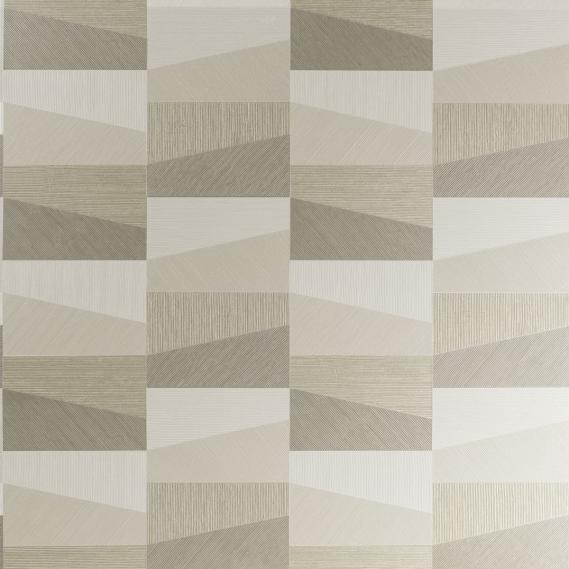 Vinyltapete Polygon Arte Focus 26550 Helle Beigetöne