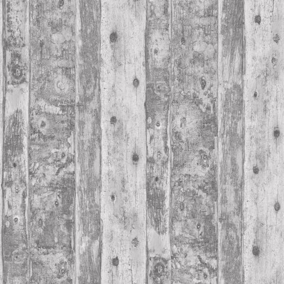 Vliestapete Galerie Grunge G45347 Bretter grau