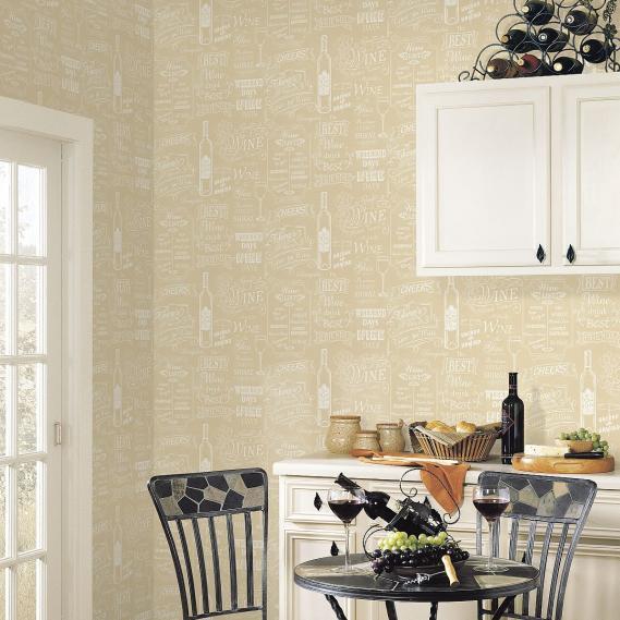 kitchen wallpaper Kitchen Style CK36632