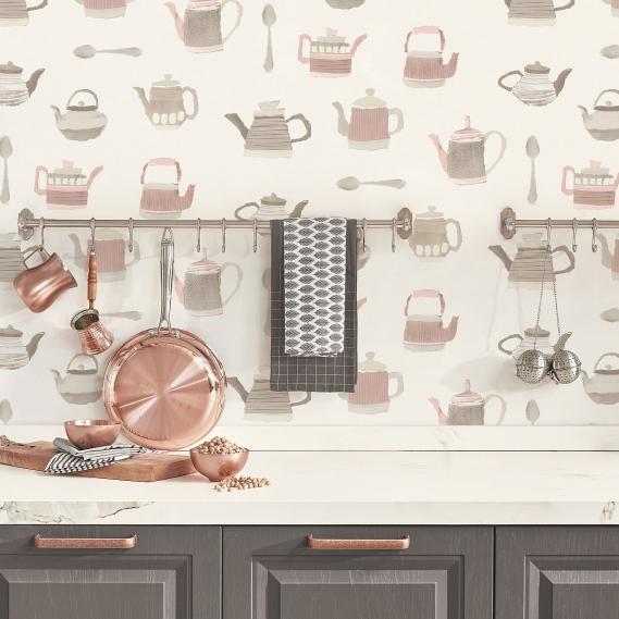 Küchentapete Kitchen Style CK36633