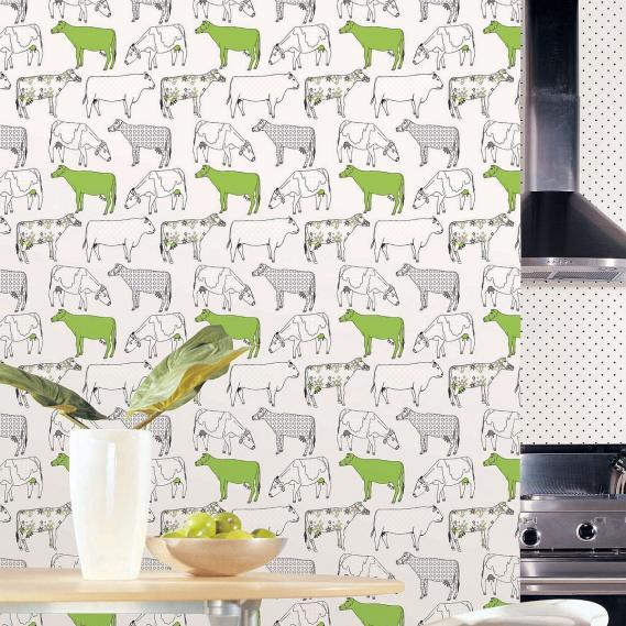 kitchen wallpaper Kitchen Style KE29928