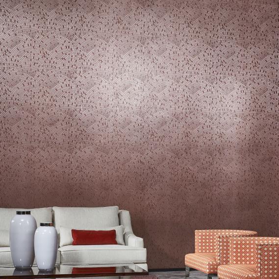 Arte metallics non-woven wallpaper Metal X Signum Classo