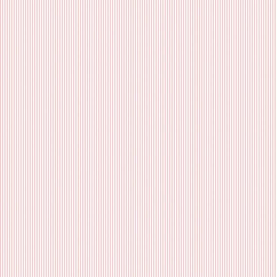 vinyl wallpaper on non-woven Miniatures 2 pinstripes G67857 red / white