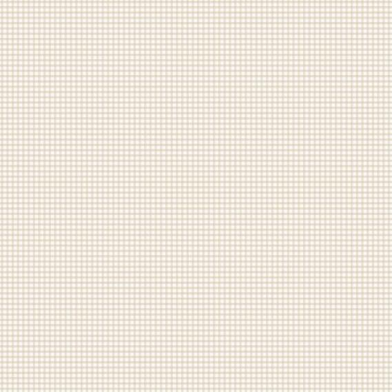 vinyl wallpaper on non-woven Miniatures 2 squares G67873 beige / white