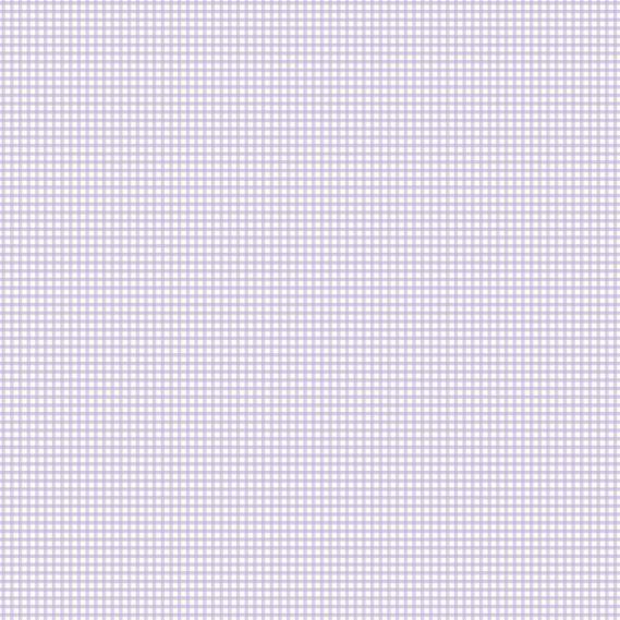 vinyl wallpaper on non-woven Miniatures 2 squares G67877 purple / white