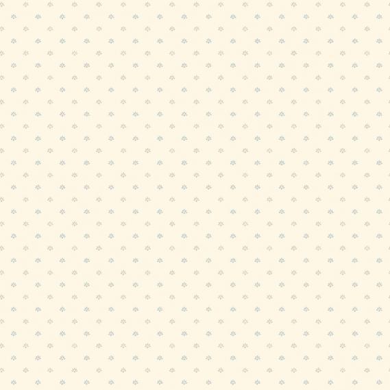 vinyl wallpaper on non-woven Miniatures 2 small pattern G67899 light blue / cream